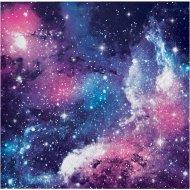 16 Petite Serviettes Galaxie