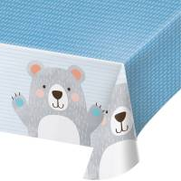 Contient : 1 x Nappe Baby Ours
