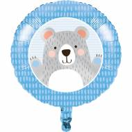 Ballon Gonflé à l'Hélium Baby Ours