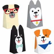 8 Sacs Cadeaux Dog Party