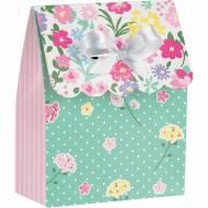8 Boîtes Cadeaux Fée Florale
