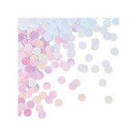 Contient : 1 x Confettis Iridescents
