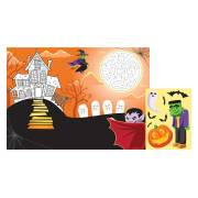 8 Sets de Table Ludiques Halloween