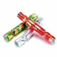 4 Mini Crackers pour Bûche - Non Comestible