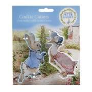 2 Emporte-pièces Peter Rabbit