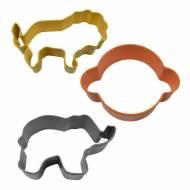 3 Emporte-pièces Safari