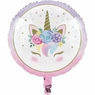 Ballon Gonflé à l'Hélium Unicorn Baby