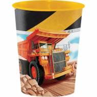 Grand Gobelet Construction (47 cl) - Plastique