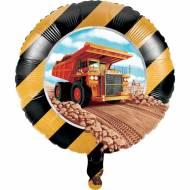 Ballon à Plat Construction