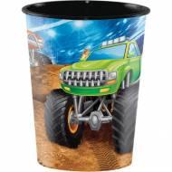 Grand Gobelet Monster Truck Rally (47 cl) - Plastique