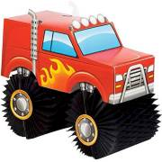 Centre de table Monster Truck Rally