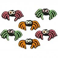 5 Araignées en sucre