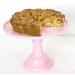 Présentoir à Gâteau Rose - 30 cm. n°3