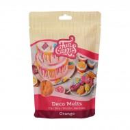 Funcakes Déco Melts Orange  - 250g