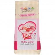 Funcakes Edition Spécial pour Gâteau Mix Ruby Cake - 400g