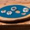 FunCakes Pâte à Sucre Étalée Bleu Denim - 430g images:#2