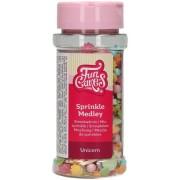 FunCakes Medley Paillettes Licorne - 50 g