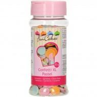 FunCakes Confetti XL Pastel - 55g