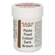 FunCakes Pâte Colorante Alimentaire FunColours - Marron Foncé