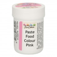 FunCakes Pâte Colorante Alimentaire FunColours - Rose 30g