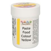 FunCakes Pâte Colorante Alimentaire FunColours - Jaune 30g