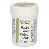 FunCakes Pâte Colorante Alimentaire FunColours - Vert Feuille 30g