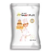 SmartFlex Pâte à Sucre Blanc Velours Vanille - 250g