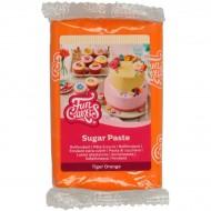 FunCakes Pâte à Sucre Orange - 250g
