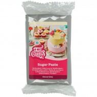 FunCakes Pâte à Sucre Gris - 250g