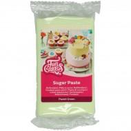 FunCakes Pâte à Sucre Vert Pastel - 250g