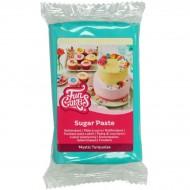 FunCakes Pâte à Sucre Turquoise - 250g