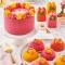 FunCakes Pâte d'Amande Rose - 250g images:#1