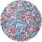 FunCakes Nonpareils Bleu-Blanc-Rouge - 80g images:#1