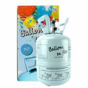 Bouteille Hélium -  Ballons en Fête - 0,25m3