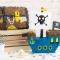 Pinata Coffre de Pirate images:#1