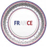 8 Assiettes France