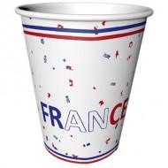 8 Gobelets France