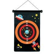 Grand Jeu de Fléchettes Magnétiques Astronaute