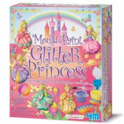 Kit de Moulage 6 Magnets Princesses Scintillantes