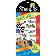 Stickers Voitures de Course Super Brillants