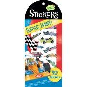 Stickers Voitures de Course Super Brillants