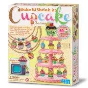 Cr�ation Pendentifs Cupcakes Plastique fou