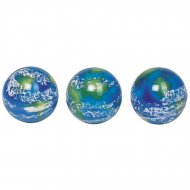 Balle Rebondissante Terre