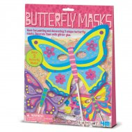 Kit Créatif Masques Papillons