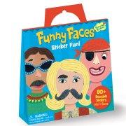 Kit créatif - Funny Faces