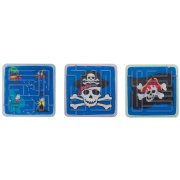 3 Jeux de patience Pirate