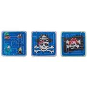 3 Jeux de patience Pirate