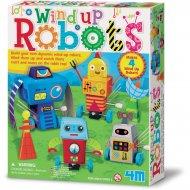 Kit Créatif 4 Robots Mécaniques