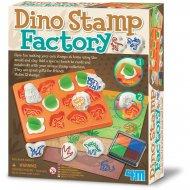 Kit Créatif 12 Tampons Dinosaures