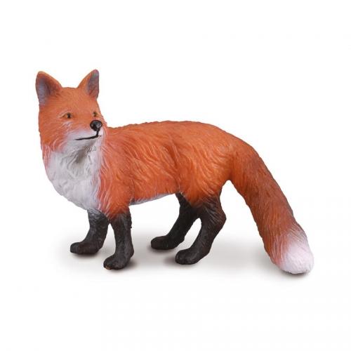 Figurine Renard Roux